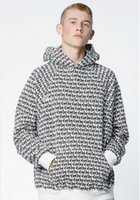 Wholesale god clothing - Fashion Warm Men Clothing Kanye west Tops Long Sleeve hoodie Casual FEAR OF GOD Casual Hooded Sweatshirt Men FOG Clothes coat