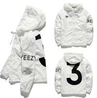 ingrosso moda yeezus-justin bieber Yeezus MA-1 giacca antivento pilota hip-hop Y-3 giacca moda uomo moto kanye west giacca Yeezus