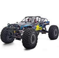 carros com ração venda por atacado-RGT Rc Crawler 1/10 4wd Fora Da Estrada Rock Crawler Truck 4x4 Elétrica À Prova D 'Água Hobby Rc Carro Rock Hammer RR-4 18000