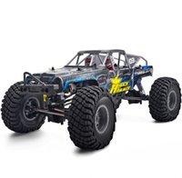 rc angetriebene autos großhandel-RGT Rc Crawler 1/10 4wd Geländewagen Rock Crawler 4x4 Electric Power Wasserdicht Hobby Rc Auto Rock Hammer RR-4 18000