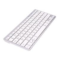 usb pequeño teclado al por mayor-78 teclas USB con cable Slim Mini pequeño teclado para PC portátil de escritorio Win N1Q2