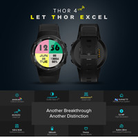 Wholesale smart watch 3g android 4.4 online – Zeblaze THOR G Smartwatch Phone Android MTK6737 Quad Core GB GB MP Camera mAh G G G Data Call Smart Watch Men
