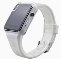 telefon nutzt sim großhandel-Hochwertige Smartwatch mit Touchscreen-Kamera unterstützt SIM-TF-Karte Bluetooth Smartwatch für iPhone