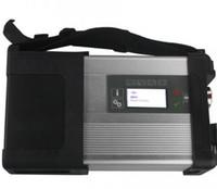 logiciel de diagnostic mb star achat en gros de-DHL livraison gratuite pour MB SD C5 SD Connect Compact 5 étoiles Diagnostic avec WIFI pour voitures et camions Multi-Langauge sans logiciel HDD