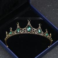 NZ  8.65 · Vintage Wedding Bridal Rhinestone Headband Headpiece Silver Crystal  Crown Tiara Hair Accessories Jewelry Diamond Silver Flower Hair Band e2b83138a6d0