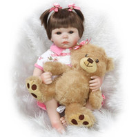 Wholesale photography training - NPKCOLLECTION Ruanjiao Plastic Reborn Doll Custom Medical Training Simulation Doll Baby Accompany Toys Photography Equipment Vinyl Material
