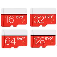 Wholesale 256GB GB GB GB GB EVO PLUS EVO Micro SD TF Flash Card MB s MB s U1 U3 High Speed Class
