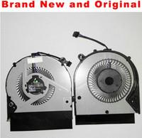 hp dizüstü bilgisayar cpu fanı toptan satış-HP Elitebook 840 Için YENI Orijinal laptop CPU Fan G3 750 755 850 855 soğutma Fan soğutucu KSB0805HCAG1 821163-001