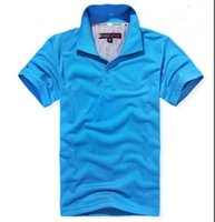 Wholesale classic paintings - 2018 High street Italy designer polo shirt Fashion Luxury Brand medusa t shirts mens Casual Cotton polos with embroidery applique
