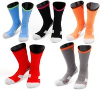 Wholesale wholesale table top - 8 Style Sports New Cycling Socks Top Quality Professional Sport Socks Breathable Bicycle Sock Outdoor for Men Women G549S