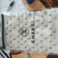 grandes enveloppes de soie achat en gros de-18 écharpes de marque printemps style été pour femmes châles et enveloppements de soie imprimé mode doux grandes étoles de plage