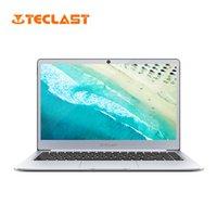 notizbuch quad großhandel-14.0 Zoll 1920 x 1080 Teclast F7 Laptops Notebook Windows 10 Intel Celeron N3450 Quad Core 6 GB RAM 128 GB SSD HDMI Notebook