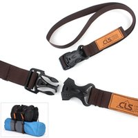 Wholesale plastic packing straps resale online - Meetee Outdoor luggage tied strap Fixed suitcases packing belt double insurance buckle goods tie rope Insert Buckle