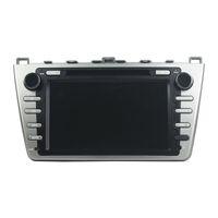 Wholesale mazda mazda6 - Free shipping 8Inch Octa-core Andriod 6.0 Car DVD player for Mazda6 Ruiyi 2008-2012 with GPS,Steering Wheel Control,Bluetooth, Radio
