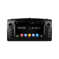 toyota corolla dvd schirm groihandel-Auto DVD-Player für Toyota Corolla 2004 6,2 Zoll Octa Core Andriod 8.0 mit GPS, Lenkradfernbedienung, Bluetooth, Radio