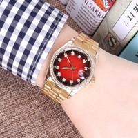 ingrosso pelle giappone-2019 Fashion Women leather Watches orologio al quarzo femminile lady black Dress orologio da polso Famous design Japan Movement Relojes De Marca Mujer