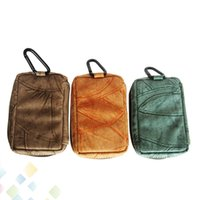 Wholesale wholesalers for outdoor accessories for sale - Style Carrying Case Vapor Bag Mod Case Multifunction Pouch Bag Outdoor Excise for Running Riding Ecig Accessories DHL Free