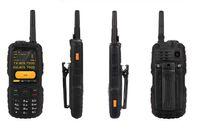 Wholesale big screen 3g phones resale online - A16 Plus WaterProof Mtk6572 Dual Core G phone mAh Big Battery DustProof Phone MB ram GB rom hours mm Spearker good signal