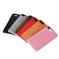 housse d'hiver iphone achat en gros de-Pour iPhone X Luxe Fluff Case Housse De Protection Hiver Téléphone Dur Couverture Arrière pour iPhone 7 8 6 6 S Plus