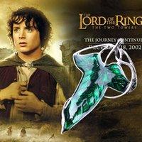 bijoux elfes achat en gros de-Nouvel anneau magique King Elf Ring Team quitte le collier neutre double qualité haute qualité bijoux en gros