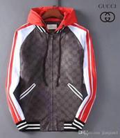patlama modeli ceket toptan satış-Moda gençlik sonbahar yeni erkek patlama modelleri erkek pamuk ceket rahat yakışıklı beyzbol üniforma ceket 8960 #