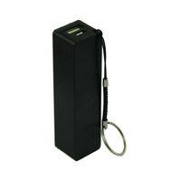 paquet de batterie li ion achat en gros de-2Pcs Power Charger Battery 18650 Chargeur de batterie de secours externe avec porte-clés pour Carregador De Pilhas