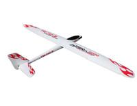 planador de motor rc venda por atacado-Volantex Phoenix 2000 RC KIT Glider Plane Modelo sem Motor Servo 30A ESC Bateria
