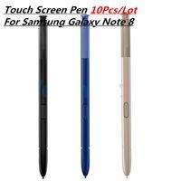 caneta original da galáxia s venda por atacado-10 pcs original para samsung galaxy note 8 caneta ativa stylus touch s caneta para nota 8 N950 N950F N950F9 N950N N950N N950N Genui