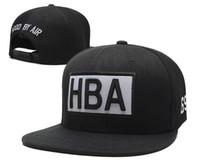Wholesale hba hood air women - HBA hood by air Baseball Caps Snapback Men Women Visor dad Bone Hip Hop Sport Gorras Casquette Hats