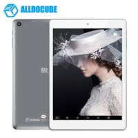 Wholesale cube inches quad core tablet online - 7 Inch IPS x ALLDOCUBE Cube iplay8 U78 Tablet PC Android Tablets MTK8163 Quad core HDMI GPS GB Ram GB Rom
