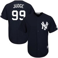 Wholesale blue don - New York Yankees Aaron Judge 99 Baseball Jerseys Don Mattingly 23 Gary Sanchez 24 Jersey Home White Navy Cool Base Stitched Jersey