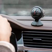 мини-компас оптовых-Mini Car Compass Flexible Navigation Dashboard Auto Ball Cup Vehicle Adhesive