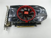 Wholesale Vga Ddr5 - Graphics cards ATI Chipset HD7770 4GB 128Bit GDDR5 Gaming Video Graphics Card
