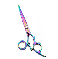 corte de cabelo japonês venda por atacado-SÉRIE DE ALTA FIM Japonês 440C Inoxidável 5.5