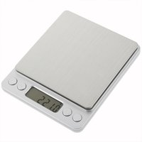 precision weighing scales 도매-도매 2016 새로운 인기있는 판매 LCD 화면 규모 500g /0.01 g 정밀 디지털 주방 무게 규모