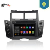 Wholesale india gps maps - Android 7.1 Car DVD Player GPS Navigation for Toyota Yaris 2005 2006 2007 2008 2009 2010 2011 with Radio BT USB AUX Camera Map