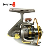 Wholesale spinning reel left hand for sale - Group buy Metal Spool Spinning Fishing Reel BB Wheel Series Gear Ratio Knob Handle Right Left Hand Changeable