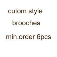 Wholesale cc brooch wholesale - New Arrival Letter CC Style Brooches for Women Min. order 6pcs Wholesale Jewelry High Quality Cheap PrBrooch Pin Fashion