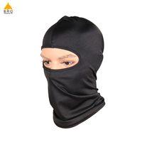 vendaje lleno al por mayor-Ciclismo Baff Bufanda Pañuelo Escudo facial Máscara para correr Pasamontañas Vendaje facial Sombrero Bufanda Hombres Máscaras Máscaras para bicicleta