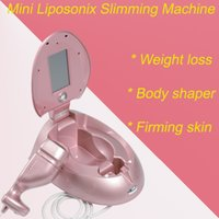 Wholesale more shapes - Liposonix Weight Loss Slimming Machine Fast Fat Removal more effective body shape Beauty Equipment Body Shaping liposonix