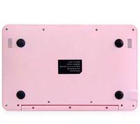 ssd kartları toptan satış-2018 1 adet Orijinal 10.1 inç Netbook ücretsiz gemi Dizüstü Windows 10 Intel Z3735F Dört Çekirdekli 1G 16 GB HDMI RJ45 USB TF Kart Webcam