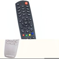 приемник tv box dvb t оптовых-Universal remote control Satellite receiver all model can use East Eastern Europe Africa tv dvb box TECHNOSAT T-IR3000 RC6500