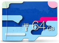 sdxc 16gb toptan satış-Sıcak satış 100% GERÇEK 128 GB 64 GB 32 GB 16 GB 8 GB Mikro SD Kart SDXC SDHC TF Hafıza Kartı Kartı Adaptörü Perakende Paketi ile
