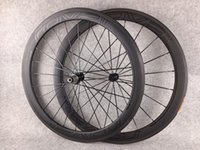 Wholesale Painting Roads - Roval bob 50mm black hub clincher Tubular carbon bicycle wheels frame 700c road wheelset new paint