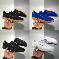 Wholesale b club shoes - Top Quality Reebok Club C 85 AFF new Mens Running Shoe knitwear style vintage board shoes 00QHDP12 Size: 40-44 Free Shipping