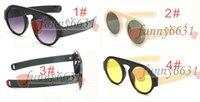 Wholesale sh fashion for sale - Summer man fashion Cycling sunglasses women Driving Glasses riding wind Cool sun glasses ladies becah sun glasses Round glasse black free sh