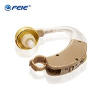 Wholesale best hearing aids online - 2019 hottest best sale Hearing Aid medical devices S B cheap China mini hearing device for the deaf elderly