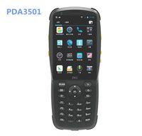 scanner portátil bluetooth venda por atacado-Dispositivo handheld do PDA do varredor do código de barras do andróide com o varredor de código do qr e a tela de toque de WIFI 3G Bluetooth NFC