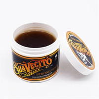 Wholesale wax hair - Suavecito Pomade Strong style restoring Pomade wax big skeleton slicked back hair oil wax mud keep hair pomade for men