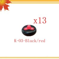 Wholesale Restaurant Button - Wireless Calling System Ycall 100% Waterproof 3Keys Call Button For Restaurant Pager Equipment With 433.92MHZ